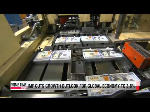 IMF cuts growth outlook for global economy to 3.6%