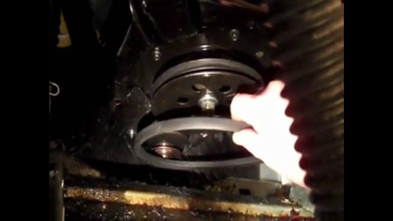 ge profile washing machine wont spin