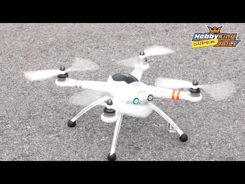 HobbyKing Super Daily - Walkera QR x350