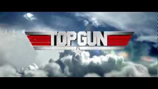 Top Gun 3D - Trailer [HD] (2013)