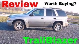 Watch This BEFORE You Buy A Chevy TrailBlazer - Should You Buy One?