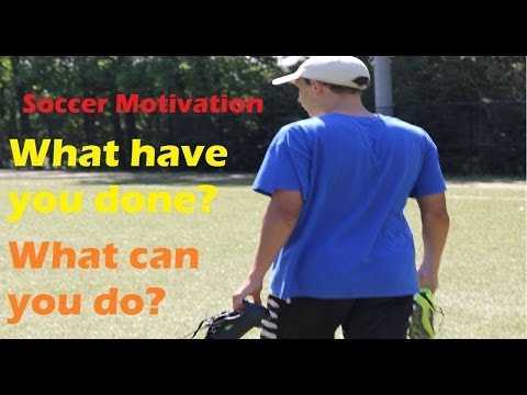 Pro Soccer/Football training and motivation video