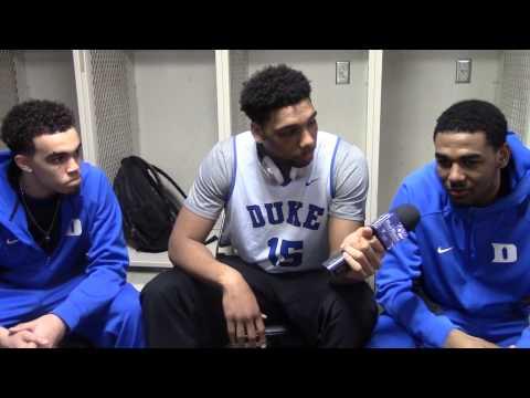 Duke Open Practice: NCAA First Round