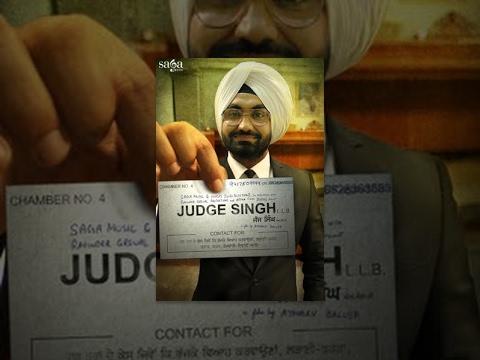 Judge Singh LLB (Full Movie) - Latest Punjabi Comedy Movies 2016 | English Subtitles