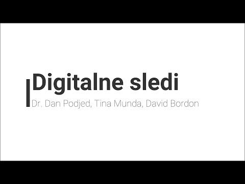 Digitalne sledi