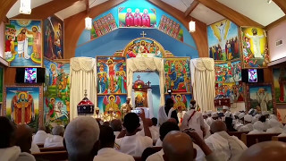 Ethiopian Orthodox Tewahedo Church: St. Michael's Day