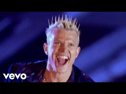 Billy Idol   Shock To The System