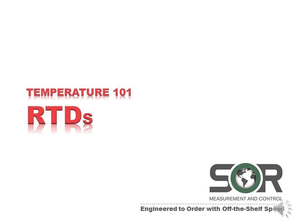 Thin Film Rtd Temperature Sensor Temperature Sensors 101 Rtd's