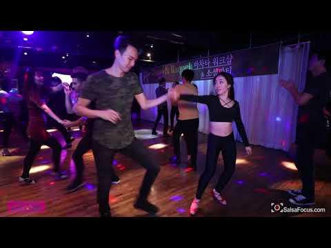 인호 & 벨라 바차타 - Pablo y Raquel Social Party