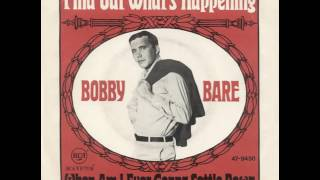 Watch Bobby Bare Find Out What