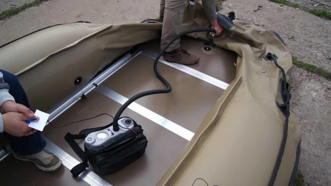 компресора на лодки пвх