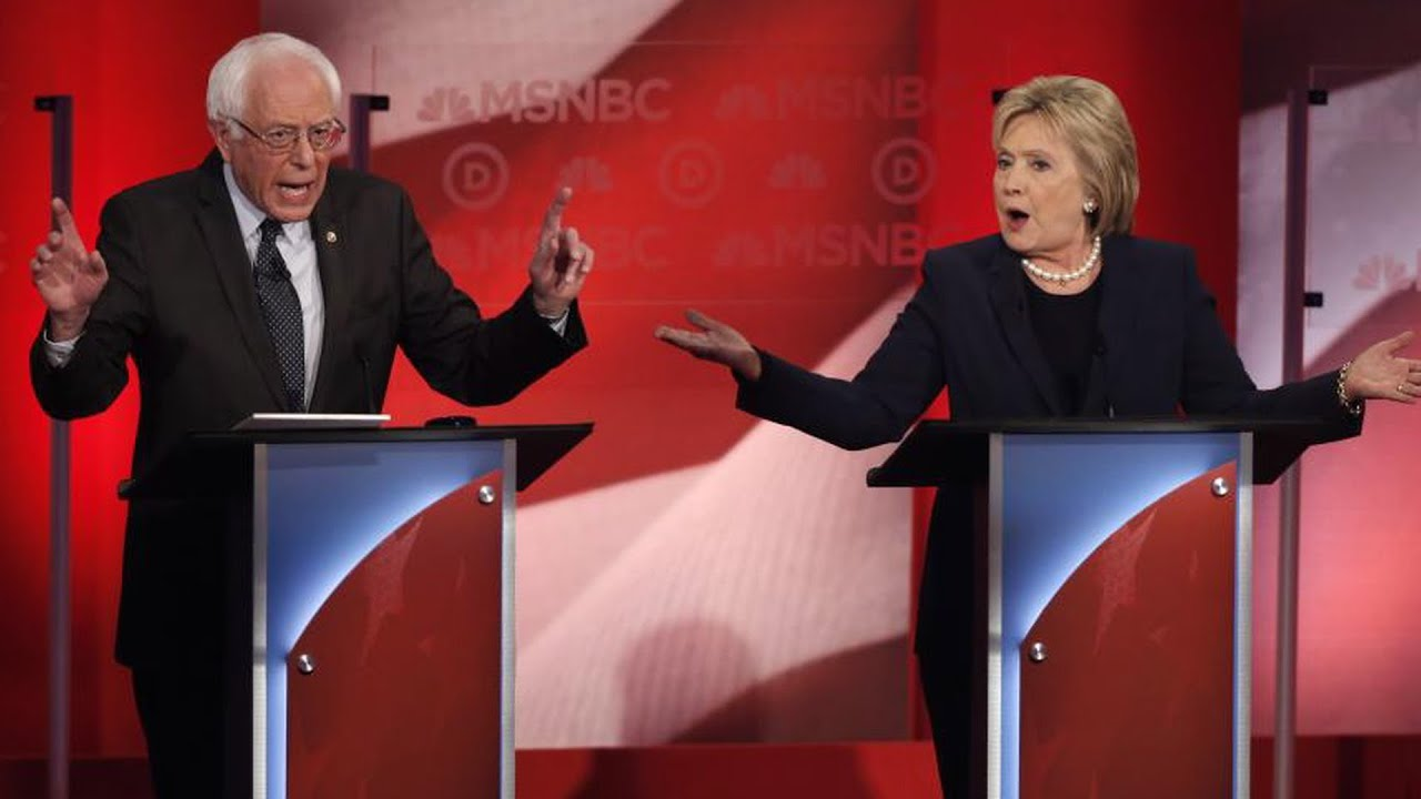 """Clinton Accuses Sanders of """"Artful Smear"""" for Questioning Why Wall Street Gives Her Millions"""