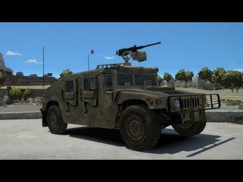 HMMWV M1114