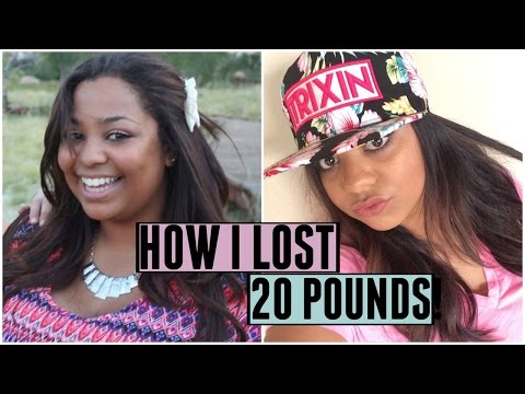 How I Lost 20 Pounds In Two Months!