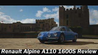 1973 Renault Alpine A110 1600S Review (Forza Horizon 4)