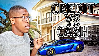 WHY IS CREDIT IMPORTANT ? NEW LAMBORGHINI....