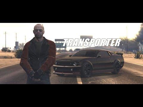 Gta 5 - TRANSPORTER | Action Movie