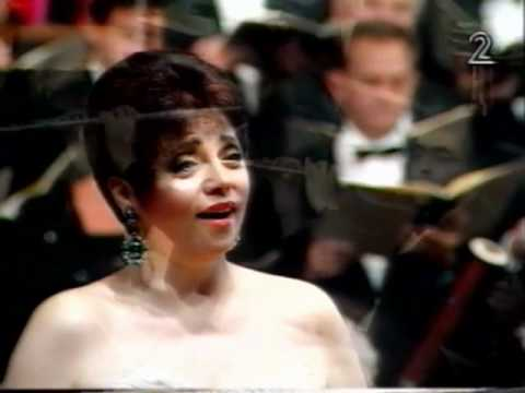 Sylvia Greenberg - 'In Trutina' and 'Dulcissime' from 'Carmina Burana'