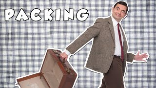 Bean Packing | Handy Bean | Mr Bean Official