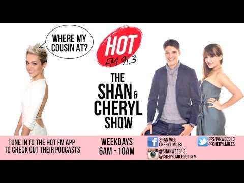 The Shan & Cheryl Show: Malay Cyrus says Stop Twerking Miley