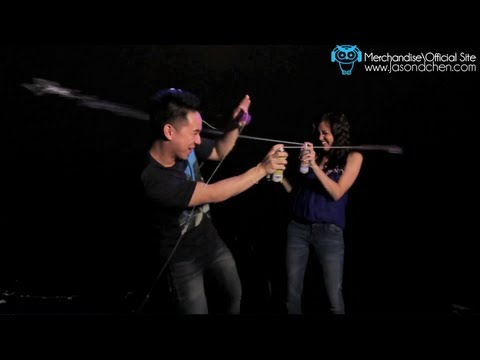 One Thing - One Direction (jason Chen X Megan Nicole Cover) video