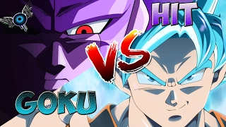 SON GOKU VS HIT RAP - IVANGEL MUSIC   DRAGON BALL SUPER