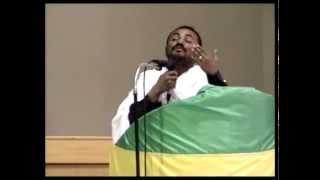 Deacon Daniel kibret - Metsehafe Sosna   (Ethiopian Orthodox Tewahedo Church Sermon)