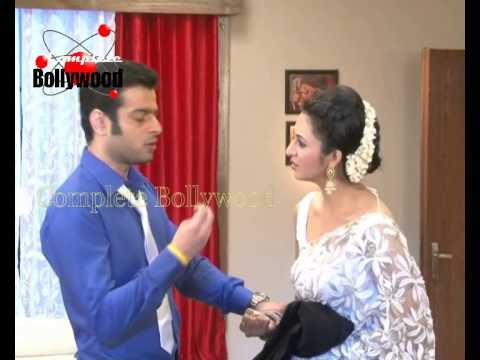 On Location of TV Serial Yeh Hai Mohabattein  Raman Drunk and...