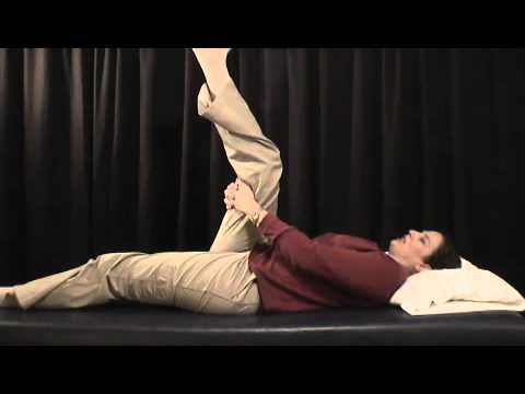 Sciatica Rehab Video
