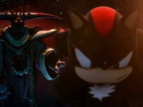Shadow The Hedgehog - Black Doom y el Ark - Español Latino