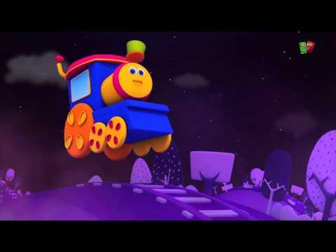 bob la canzone pianeti treno | pianeti con bob il treno apprendimento | Bob The Train | Planets