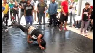 BREAK DANCE EN TIJUANA TIJNOT