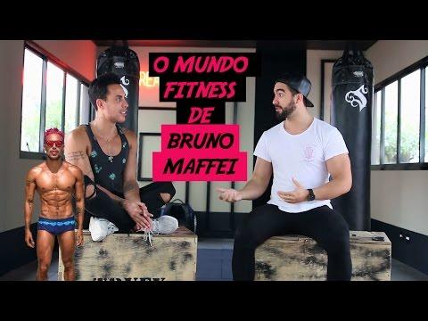 O Mundo Fitness de Bruno Maffei
