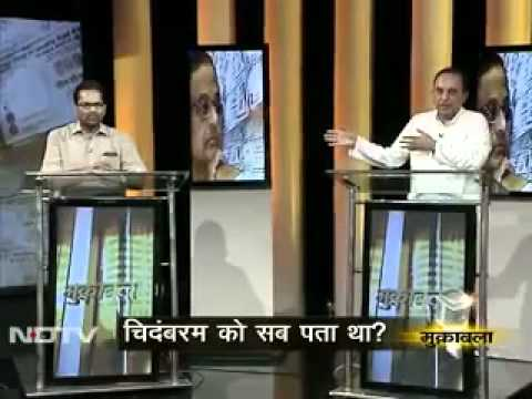 Subramanian Swamy on 2G becomes a headache for UPA Govt. 24 Sep '11