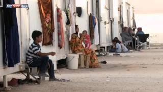 توسعة مخيم مريجب الفهود للاجئين