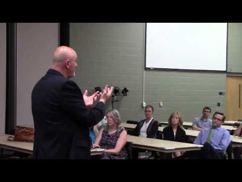 Parent Meeting with David Cassidy, May 7, 2014