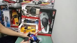Xe nhào lộn đồ chơi trẻ em - Demo Xe Stunt radio control - vuongquocdochoi.net
