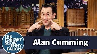 Video Alan Cumming Talked Helen Mirren