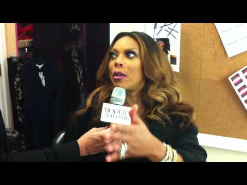 Wendy Williams and Maggie Mulhern Chat Wigs. part one