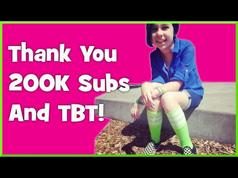 Thank You 200k Subs And Tbt - Monster High, Minecraft, Star Wars And More video