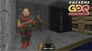 Doom 2: Hell On Earth by KingDime in 30:45 - AGDQ2019