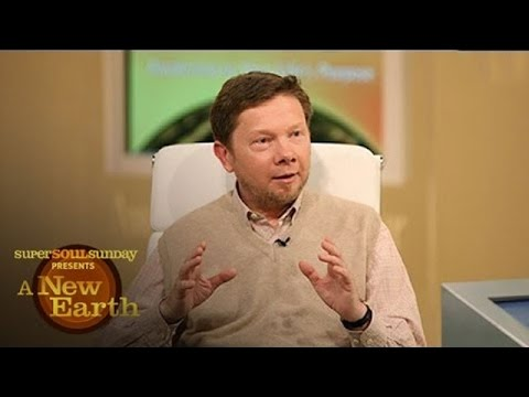 How Eckhart Tolle Came Back From His Lowest Point | A New Earth | Oprah Winfrey Network