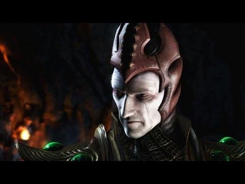 Mortal kombat x android challenge Bone Shaper Shinnok (Испытание Игрок в кости Шиннок)