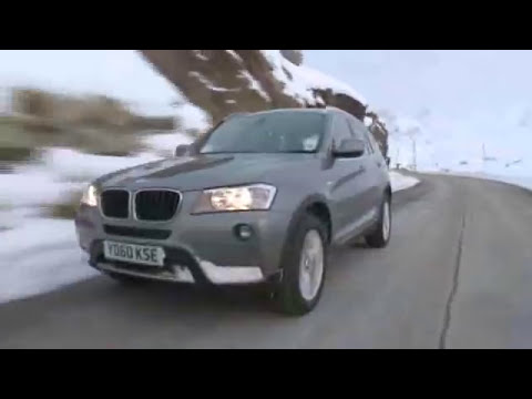 ► BMW X3 Winter Tyres 2011