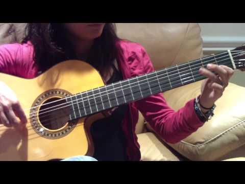 Rumba Tempestad - Guitar Lesson - Spanish Guitar