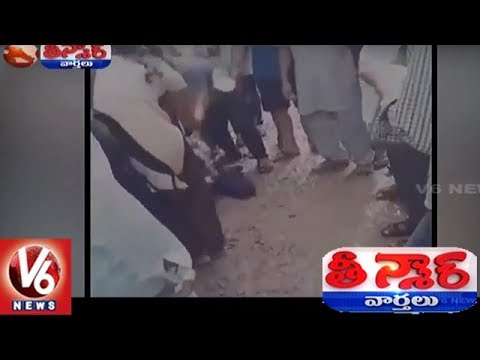 Eve Teasing With School Girl, Man Beaten Up By Public In Rajasthan | Teenmaar News