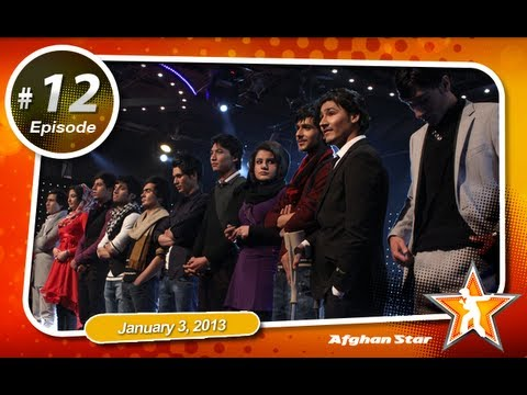Afghan Star Season 8 - Episode.12 - Top 11 Result Show