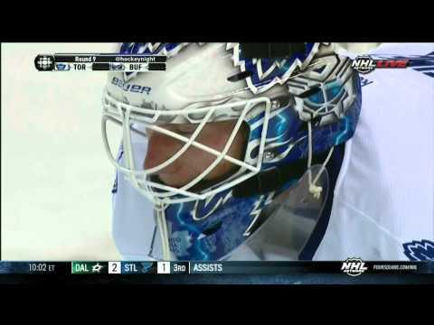 Full shootout Toronto Maple Leafs vs Buffalo Sabres 9/21/13 NHL Hockey