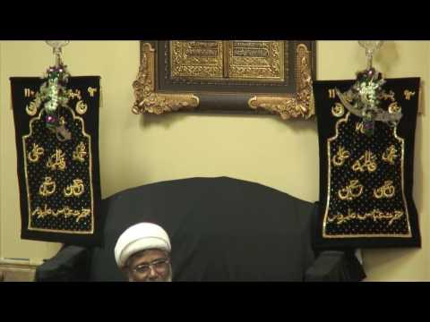 Maulana Mohammad Jaffar 12th Safar 1438 2016