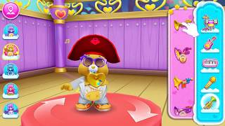 care Bears Music Band‏, Play Musical With Colorful Bears - Baby Fun Games part-1